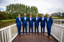 Groomsman from Auckland Kiwi Wedding