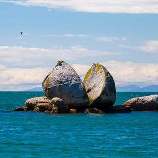 Split Apple Rock Ground View 2