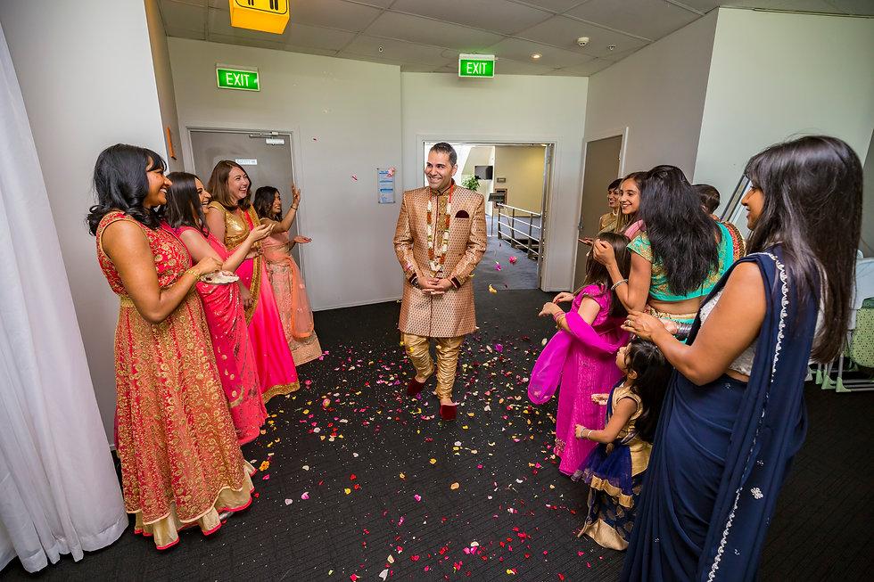 New Zealand Auckland Indian Wedding