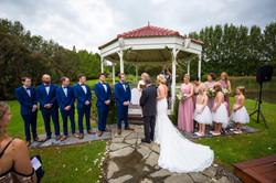 Kiwi Wedding in Gracehill Vineyard