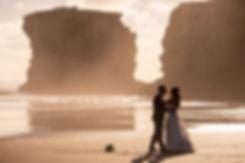 Wedding Bride and Groom Dance in Auckland