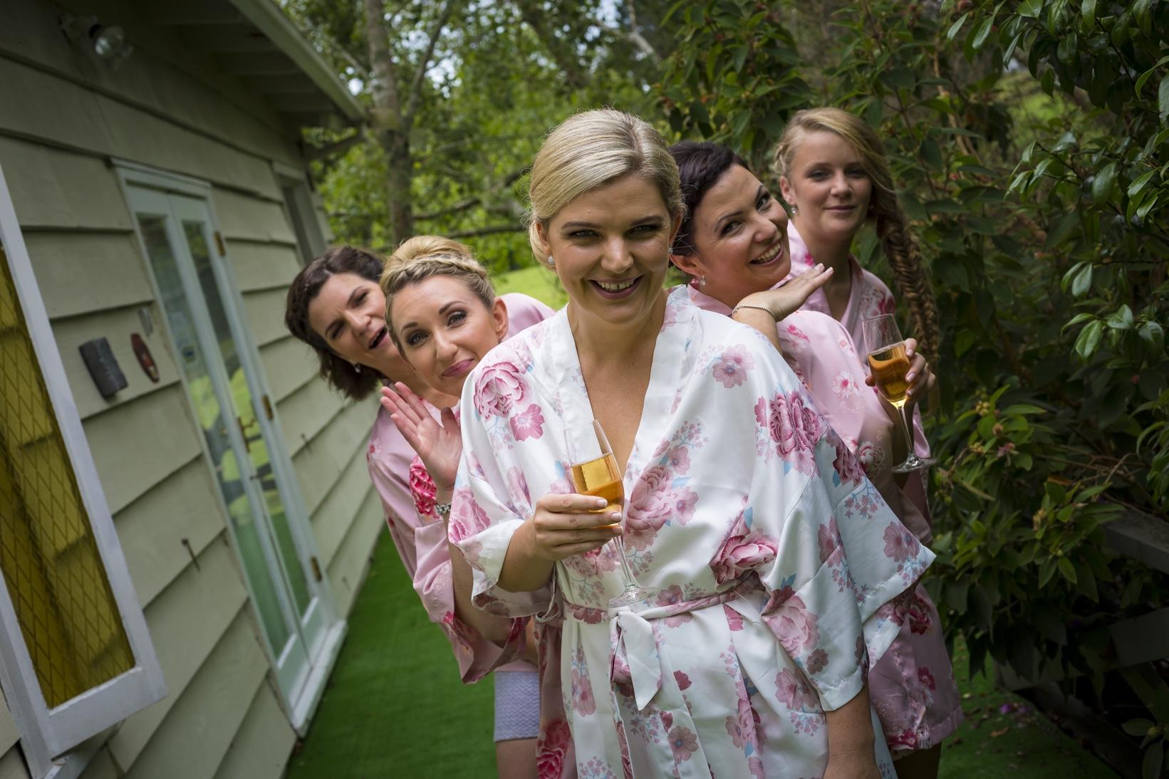 kiwi bride bridesmaids Auckland 3