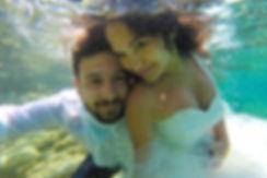 underwater wedding new zealand