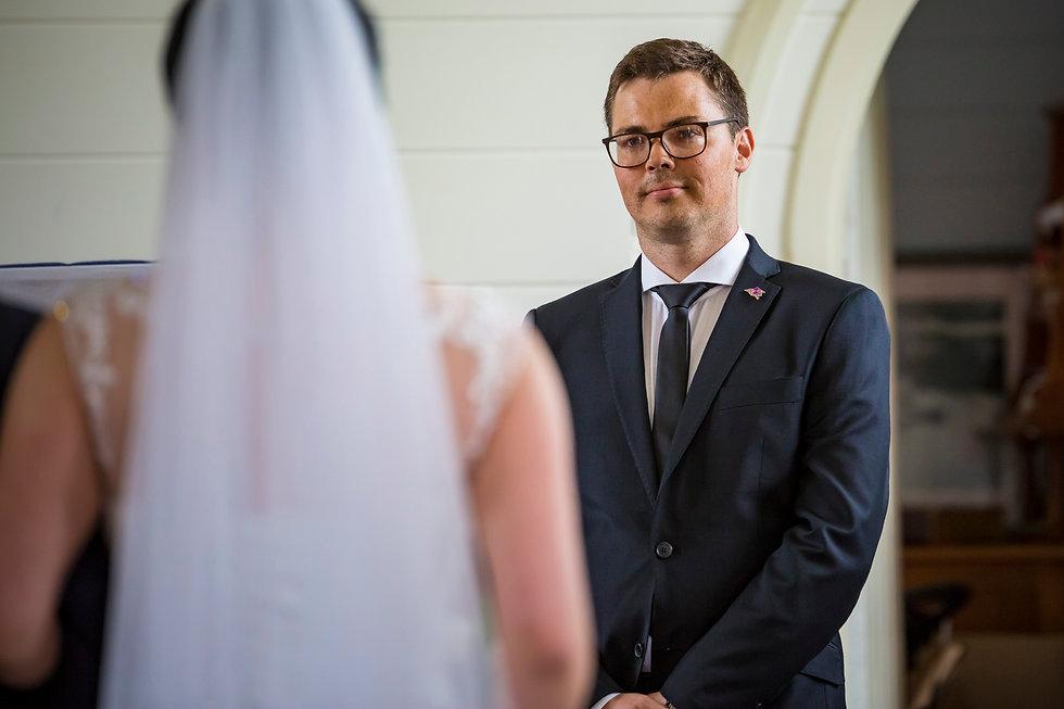 Kiwi groom in Auckland New Zealand