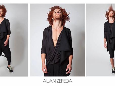 De Puebla para el mundo! Alan Zepeda.