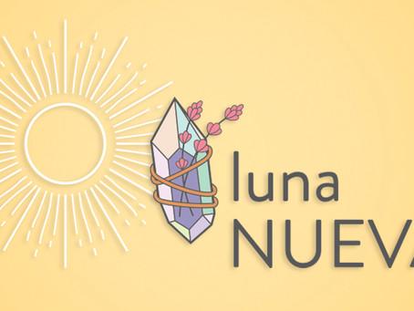 Luna Nueva en Piscis...