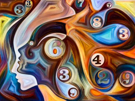 Números de magia llamados códigos sagrados...