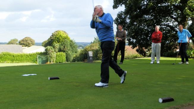 Sponsored Golf Day