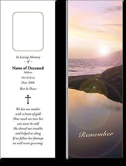 Bookmark Bookmarks Sun Rise County Down Downpatrick Flixx Graphics