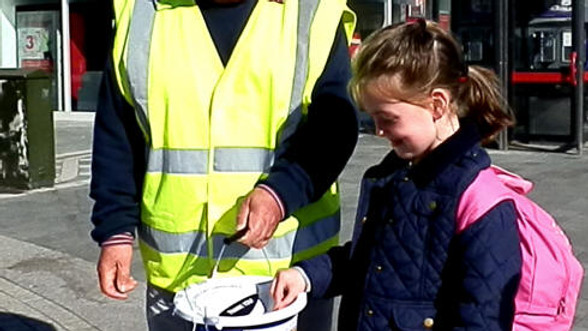 Street Collection Downpatrick
