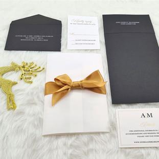 Kentucky-Classic wedding invitation by Charu