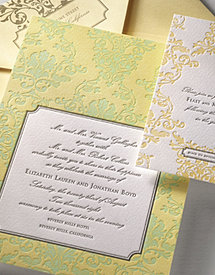 Paper Passionista Seattle Wedding Event Invitations GALLERY