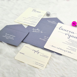 Tennessee-Bliss wedding invitation by Charu