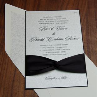 Modica wedding invitation by Checkerboar