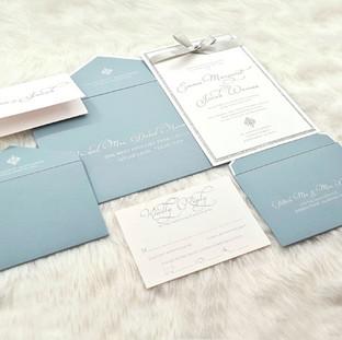 New-Jersey-Garden wedding invitation by Charu