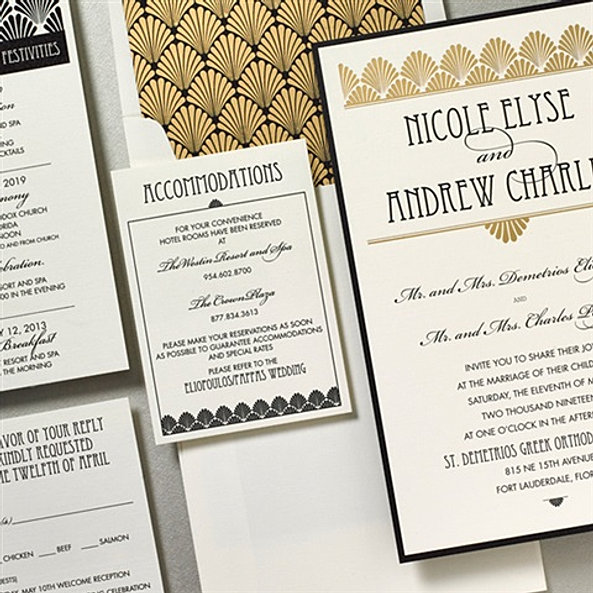 Paper Passionista - Seattle Wedding & Event Invitations