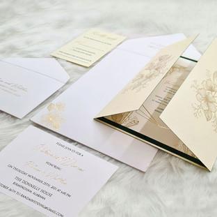 Pennsylvania-Autumnwedding invitation by Charu