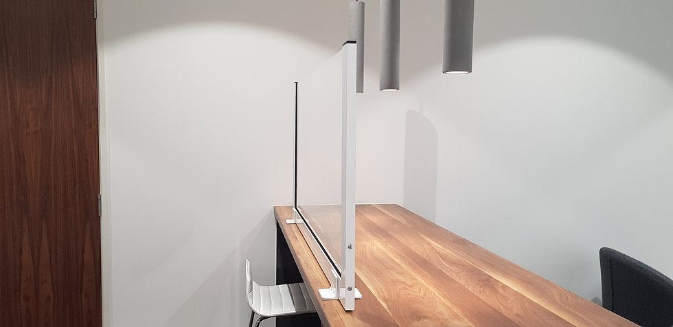 CGT Desk Divider - Front