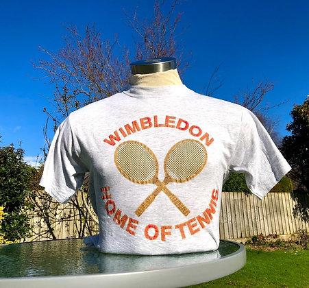 Wimbledon Home of Tennis Tee