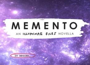 MEMENTO by Amie Kaufman & Jay Kristoff