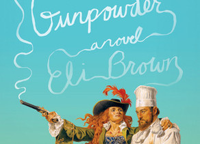 CINNAMON AND GUNPOWDER by Eli Brown