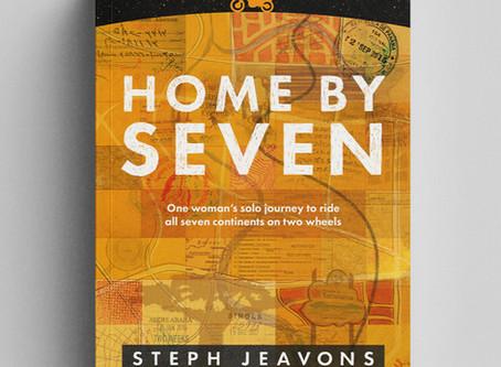 Steph Jeavons' book launch!