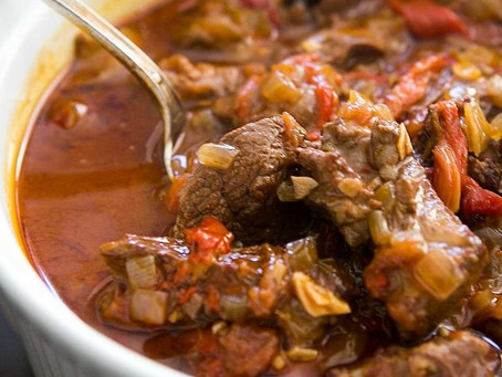 Stew for all at the Winter Warmer