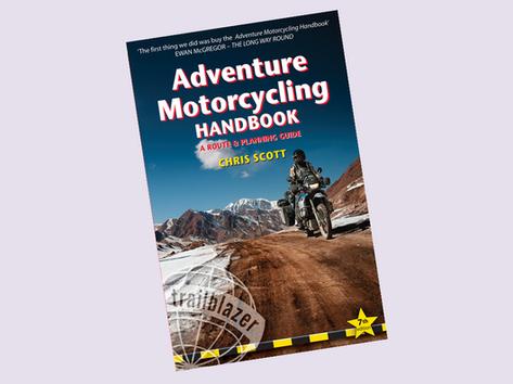 Adventure Motorcycling Handbook 7 by Chris Scott