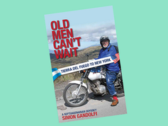 Old Men Can't Wait by Simon Gandolfi