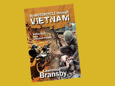 By Motorcycle through Vietnam by Lawrence Bransby