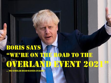 The Prime Minister has spoken...