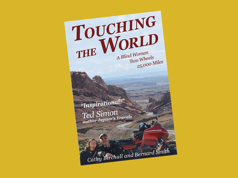 Touching the World by Cathy Birchall and Bernard Smith
