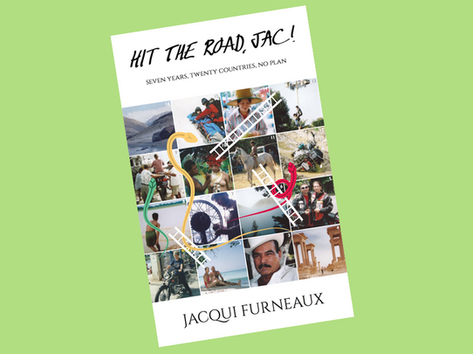 Hit the Road Jac by Jacqui Furneaux