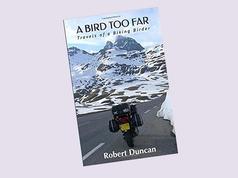 A Bird too Far by Robert Duncan