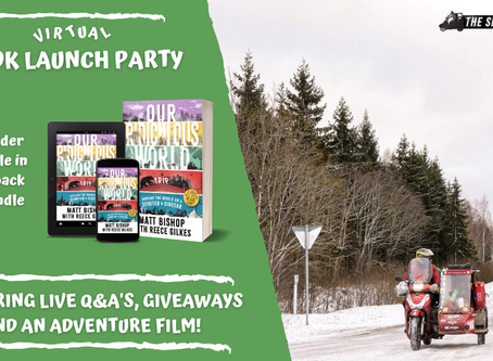 Join a virtual launch party!