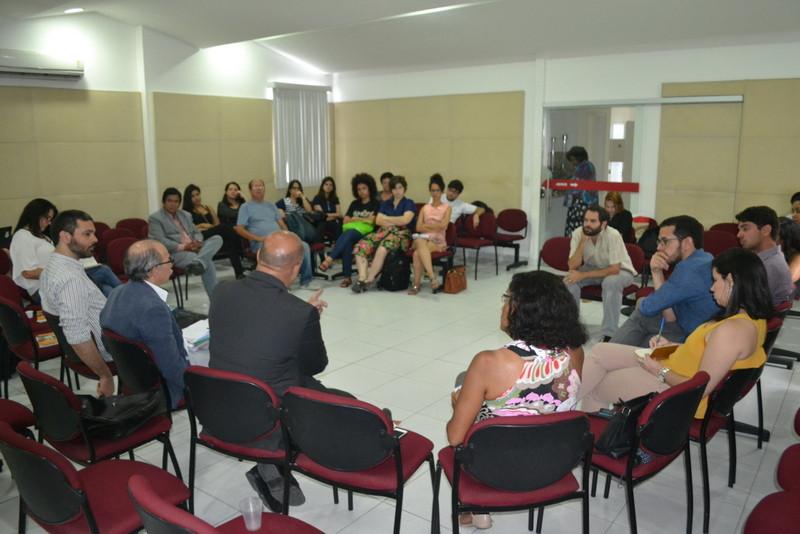 Roda de Diálogo reuniu entidades e movimentos