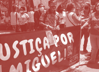 Cendhec, Gajop e outras instituições promovem ato público em defesa das crianças e jovens negros