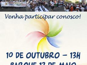 Marcha contra o Trabalho Infantil promete movimentar as principais ruas do centro do Recife
