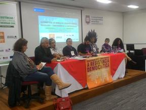 """Cendhec participa do Seminário Nacional """"A Agenda das Resistências e as Alternativas para o Bra"""