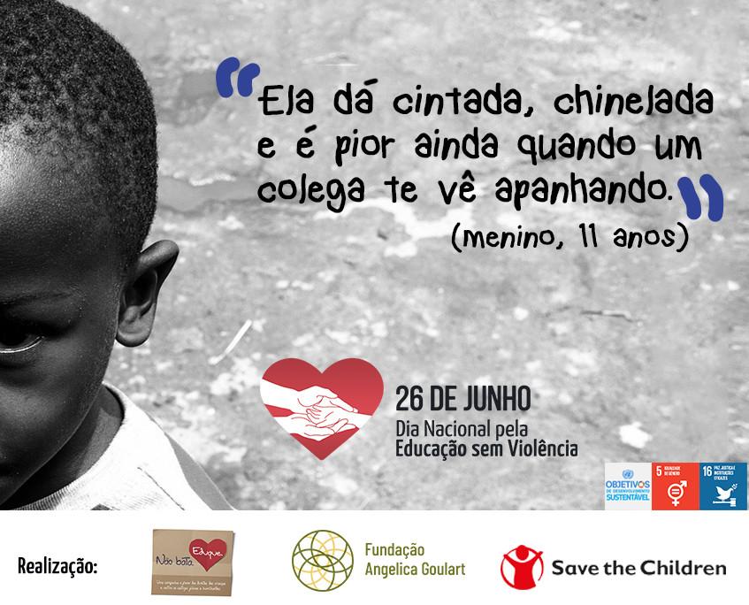 Cartaz  Campanha RNBE - 4