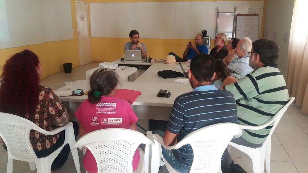 Sociedade Civil no Conselho da Cidade do Recife