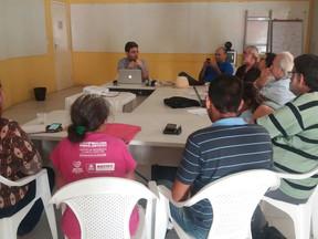 Conselheiros/as da Sociedade Civil se reúnem e debatem Gestão Democrática.