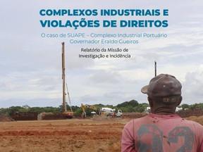 Plataforma Dhesca Brasil lança relatório sobre violações de direitos humanos ambientais e territoria