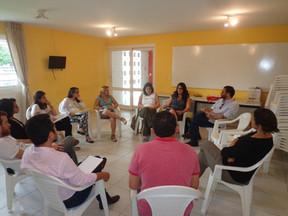 Cendhec recebe parceiras para debate interno sobre Sistema de Justiça.
