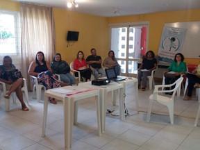 Cendhec realiza capacitação para profissionais da RPA 6