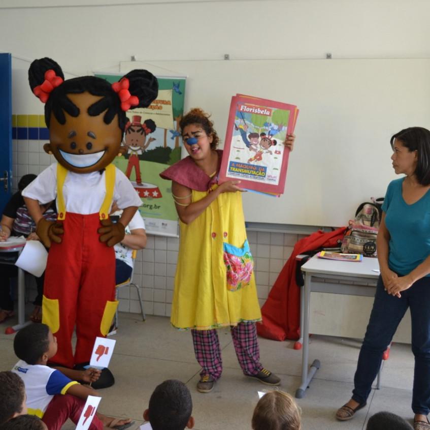 Escola Vila Santa Luzia