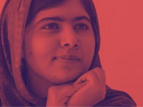 Malala Yousafzai pede as meninas que não desistam do seu direito à educação