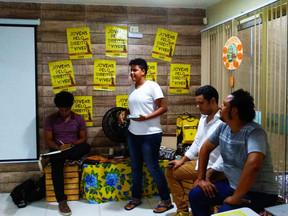 Situação da Juventude em debate na FASE