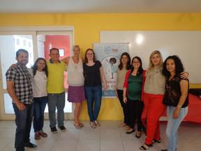 Representantes de KNH visitam o Cendhec