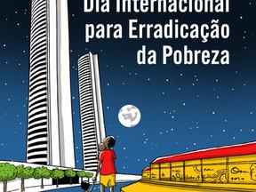 No Brasil, 27 milhões de pessoas vivem com menos de R$ 246,00 mensais